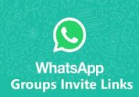 Whatsapp Group Link Collection