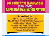 Quantitative Aptitude by RS Aggarwal Book PDF -{Competitive Exams}