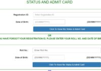 sscner.org.in Admit Card 2021
